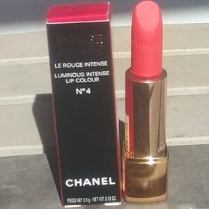 Brand New Chanel Rouge Allure Velvet Lip Stick N°4